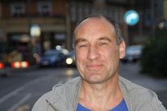 Der Künstler Udo Schulz